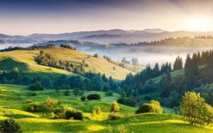 あるインドの丘